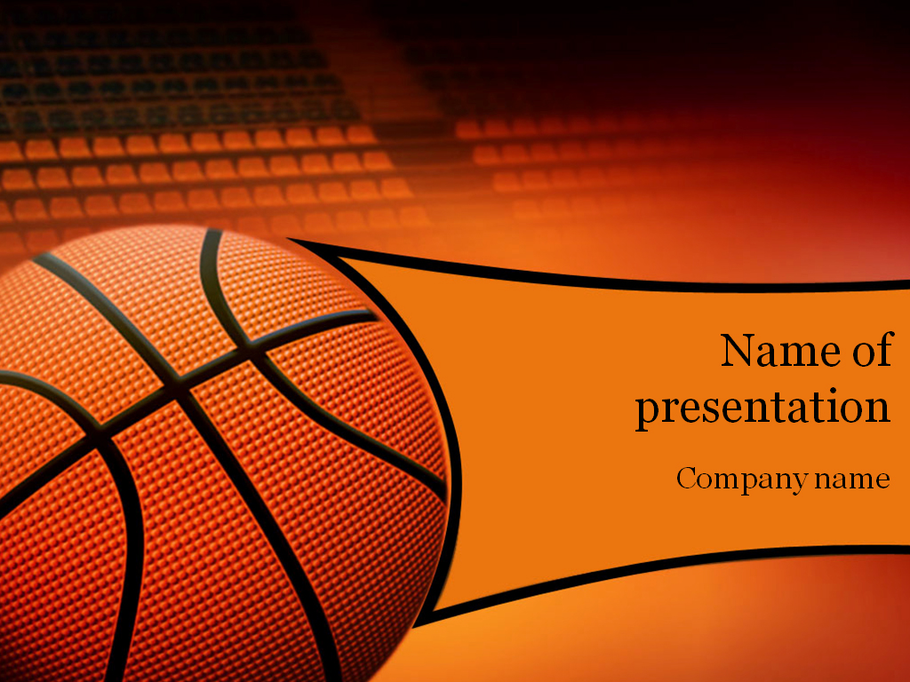 Basketball game powerpoint template background for presentation toneelgroepblik Images