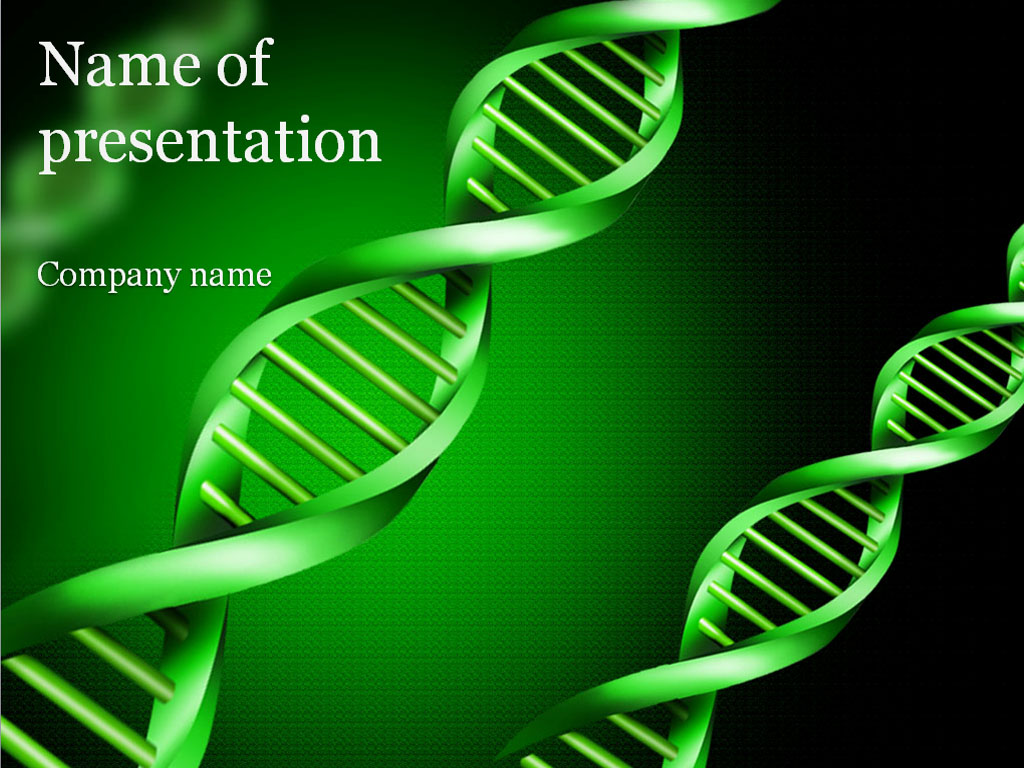 Dna powerpoint template background for presentation toneelgroepblik Images