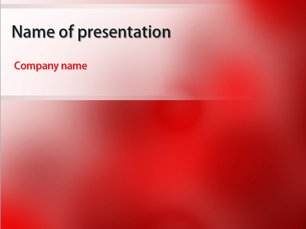 abstract red powerpoint template & background for presentation free, Powerpoint templates