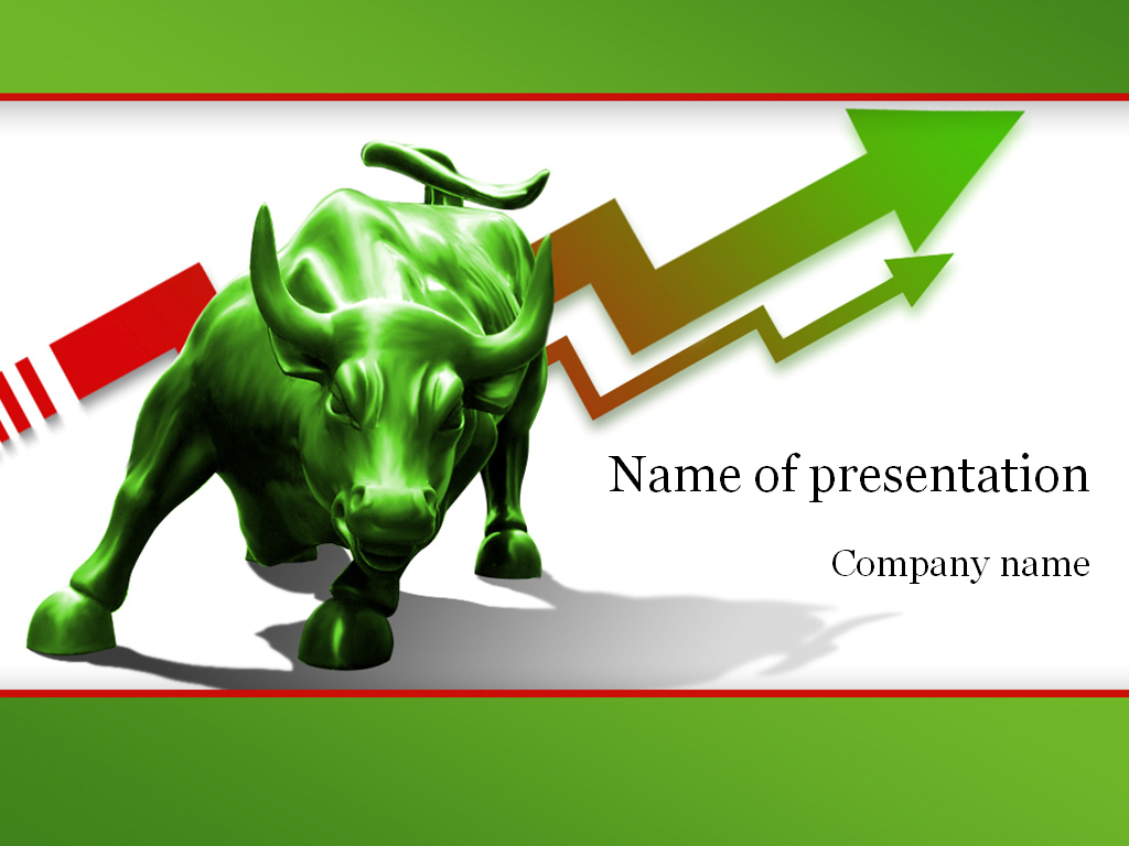 Stock market infographic templates with connected vector image.