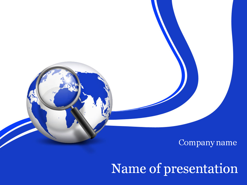World exploration powerpoint template background for presentation toneelgroepblik Gallery