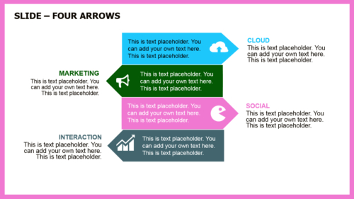 Bow Colors PowerPoint template