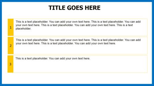 Public Media PowerPoint template