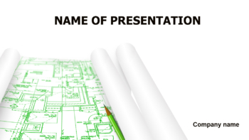 Visual Draw PowerPoint template