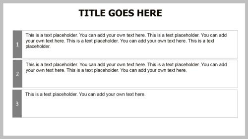 Shiny Quadrate PowerPoint theme