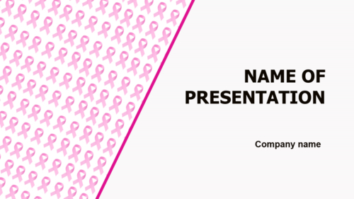 More Ribbons PowerPoint theme