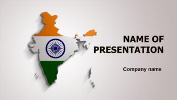 India Republic PowerPoint theme