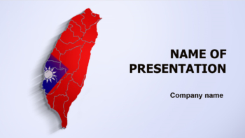 Taiwan Province PowerPoint theme