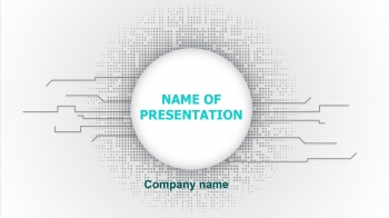 Free Insurtech PowerPoint theme